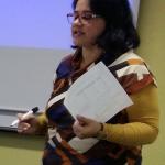 pa so poskrbeli še novi mentorji Giselda Cardozo Kočar, španski jezik