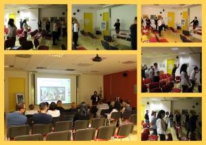 Predstavitev projekta Zdravo na Tednu vseživljenjskega učenja v Novem mestu
