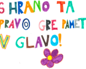 slogan Zdravko