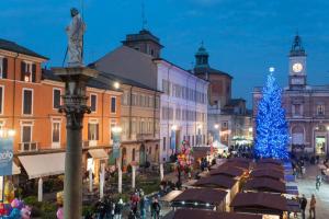 Božični sejem Ravenna