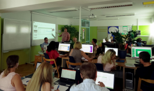 Uspešno vodenje delovnih procesov s pomočjo IKT