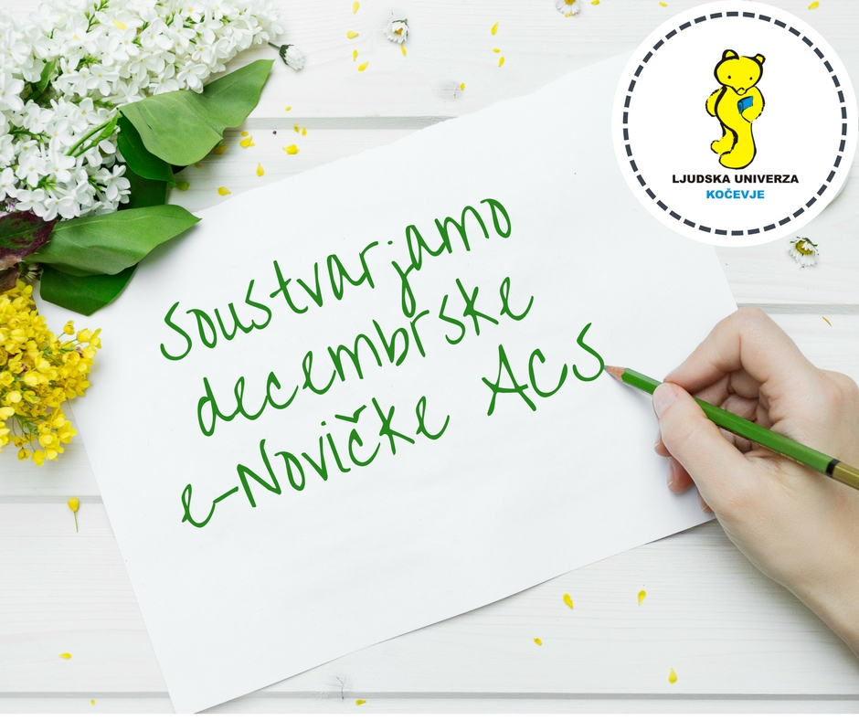 Soustvarjamo e-Novičke ACS (1)